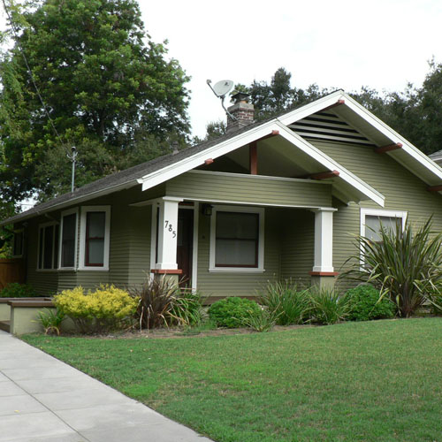 Single-family home rentals from Glendale to Arcadia